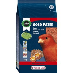 Gold Patee Canaris  Rouge 1 kg