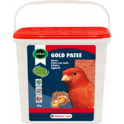 Gold Patee Canaris  Rouge 5 kg